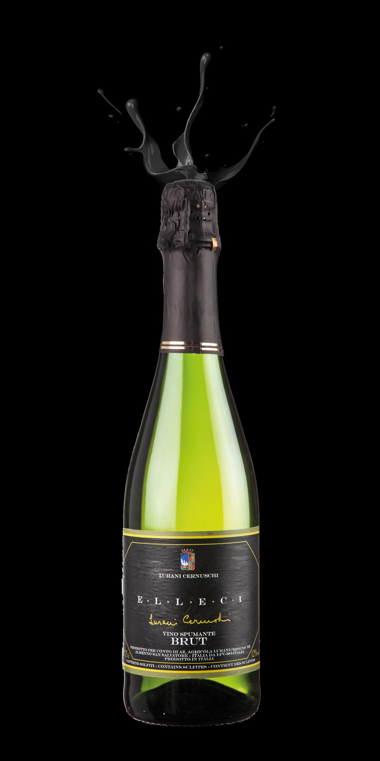 Vino spumante Chardonnay Brut ELLE CI