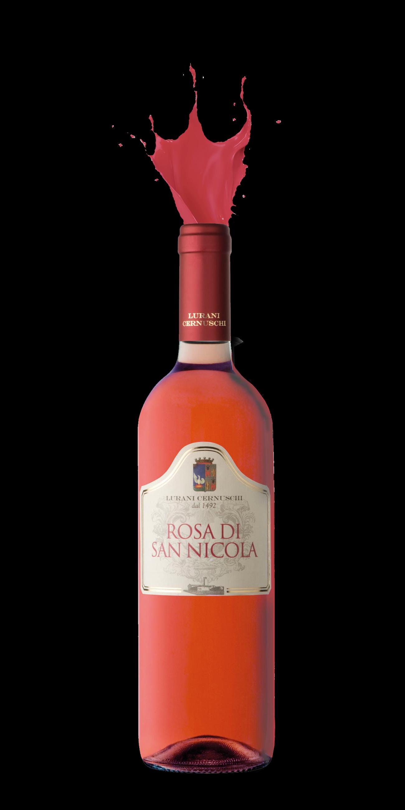 Franconia e Pinot Grigio ROSA DI SAN NICOLA